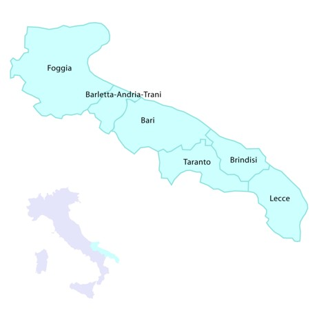 Puglia (Apulija)