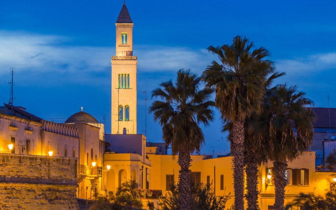 Italijos miestas Baris