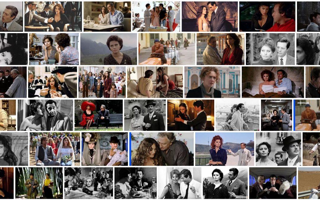 Pietų Italija kino filmuose