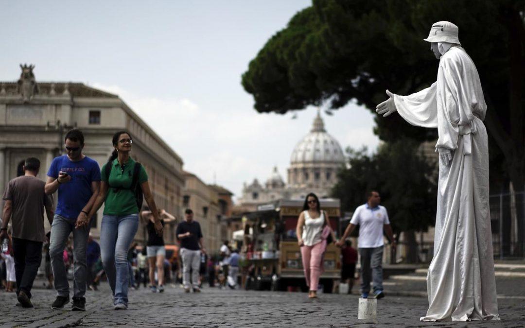 Kaip egltis (Nesielgti) Pietų Italijoje
