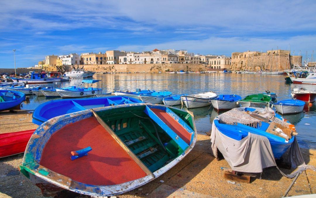 Lėtasis keliavimas Apulijoje (Apulia Slow Travel)