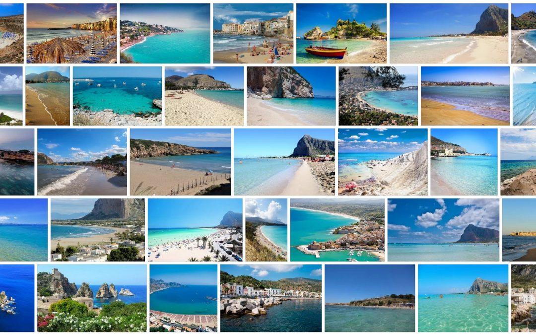 Populiariausi Sicilijos paplūdimiai