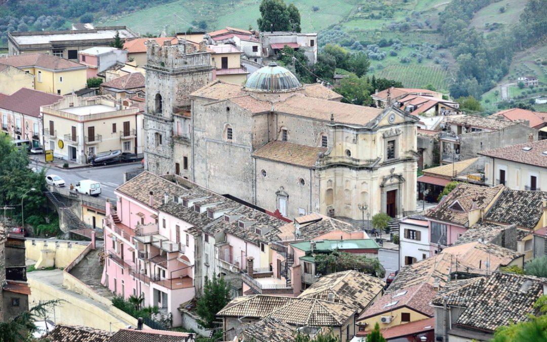 Kalabrijos viduramžių miesteliai