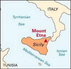 Ugnikalis Etna (Žemėlapis)