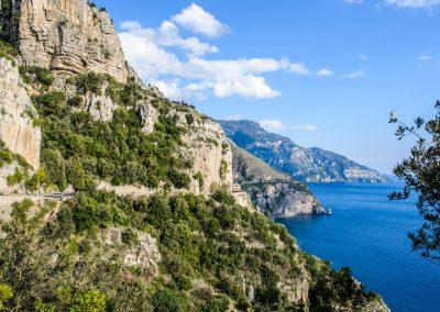 Amalfio pakrantės vieta
