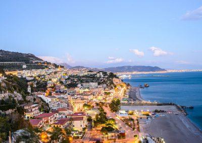 Italija: Amalfio pakrantės kelias